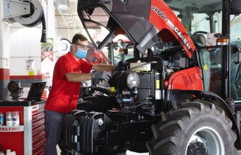 Türktraktör, mobil yol desteği hizmetiyle65 yaş üzeri çiftçilerin yanında