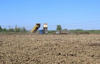 Uygulamalı Tarım ve Çiftçi Eğitim Merkezi'nde çalışmalar başladı