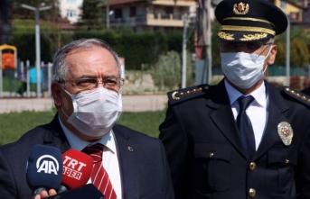 Vali Nayir'den Uygulama Noktasına Polis Haftası Ziyareti