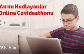 """""""Yarını kodlayanlar online covideathon""""a gençlerden büyük ilgi"""
