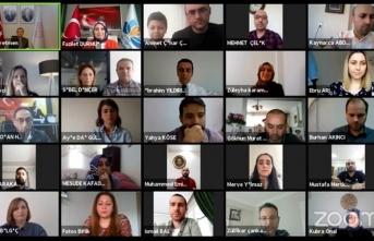 Bakan Selçuk'a Sakaryalı öğretmenlerden doğum günü sürprizi