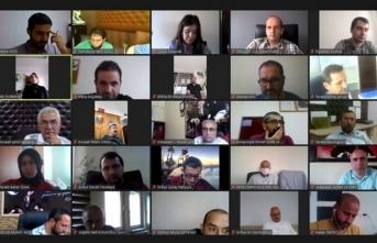 LGS Öncesi Ortaokul Müdürleriyle Çevrimiçi Toplantı