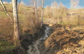 Toplam 134 bin 70 metre kapalı kanal temizlendi