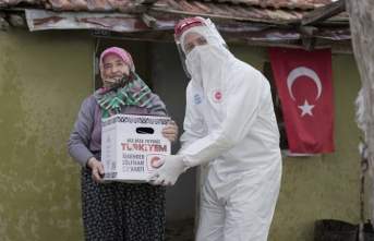 Türkiye Petrolleri ve İskender Zülfikari Vakfı'ndan, İhtiyaç Sahiplerine Gıda Yardımı