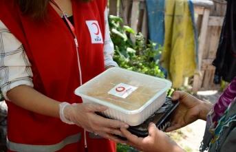 Vodafone'dan 1.000 aileye iftar yemeği