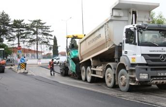 Devoğlu Caddesi Büyükşehir'le yenileniyor
