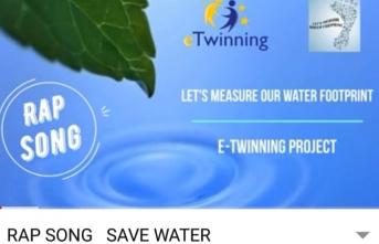 Dünyadaki su kaynaklarının azalmasına Rap şarkısıyla dikkat çektiler