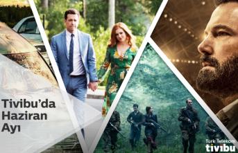 Gişe rekortmeni filmler Haziran'da Tivibu'da