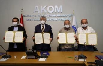 """İşbirliği protokolü imzalandı """"Sakarya'da süs bitkiciliği için yeni dönem başlıyor"""""""