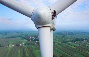 Rüzgar Enerji̇si̇ Tekni̇syenleri̇ Avrupa Standartlarında Eği̇ti̇m Alıyor