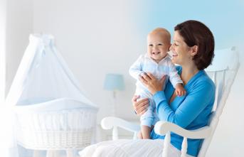 Samsung'dan bebeğinizi yazın mışıl mışıl uyutacak teknoloji: Samsung Wind-Free