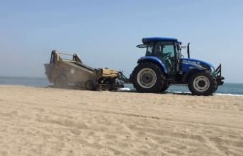 Tertemiz Karasu Plajı Misafirlerini Bekliyor