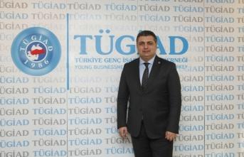 """TÜGİAD  Genel Başkanı """"i̇şçi̇ ve işveren Tedirgin"""""""