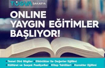 TÜGVA'dan Eğitimde Yeni Yaklaşım Salgın, Eğitime ve İlerlemeye Engel Olamaz!