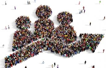 Avrupa'nın nüfusu 447,7 mi̇lyon oldu