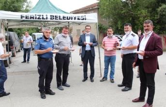 Ferizli'de 15 Temmuz Demokrasi Ve Milli Birlik Günü Anma Etkinlikleri Düzenlendi