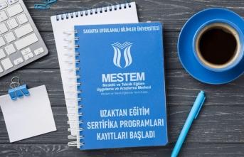 SUBÜ MESTEM bünyesindeUzaktan eğitim sertifika programları başladı