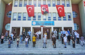 Aykut Yiğit'te LGS Başarısı Ödüllendirildi