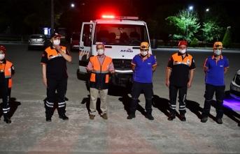 SAÜ'de Gece 03.02'de Deprem Anma Etkinliği