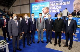 AK Parti siyaseti eser ve hizmet siyasetidir