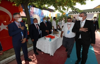 AK Parti siyasetinin merkezi hizmetlerdir