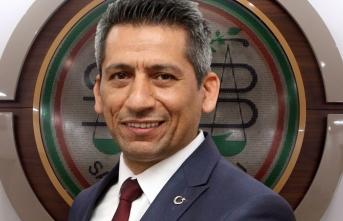Baro Başkanı Abdurrahim Burak yeniden aday