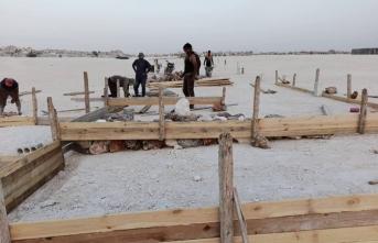 Kış geliyor İdlib'de dram devam ediyor