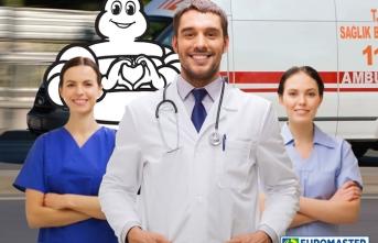 Michelin ve Euromaster'dan Sağlık Çalışanlarına Özel Araç Dezenfeksiyonu