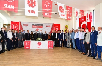 """ŞEKERLİ: """"Kazanan Arifiye, Kazanan Türkiye olacak"""""""