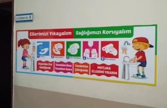 Serdivan'daki Okullar Öğrencilerini Bekliyor