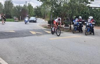 Yol Bisikleti Türkiye Şampiyonası Jandarma Güvenlik Tedbirleri