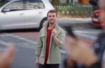 Aras Bulut İynemli̇,vodafone'un Reklam Yüzü Oldu