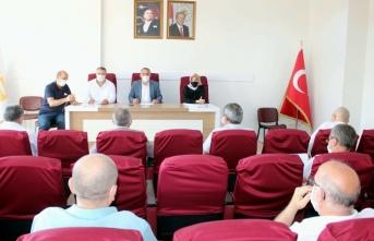 Arifiye Belediyesi Ekim Ayı Olağan Meclis Toplantısı Gerçekleşti.