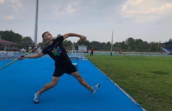 Atletizmde Gündüz- Gece Dur Durak yok
