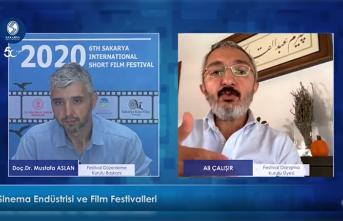 """Çalışır: """"Film Festivalleri Sinemacılar İçin Fuar Niteliğinde"""""""