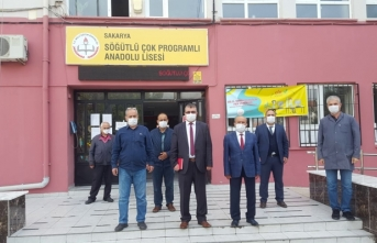 İl MEM Yöneticileri Okulların Sorunlarını Dinliyor