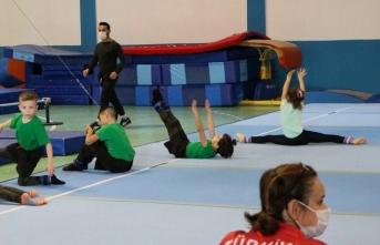 Sakarya'da Cimnastik Haftası Kutlandı