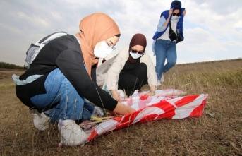 Sakarya'ya gelen Yabancı Öğrencilerden Azerbaycan'a Destek Mesajı