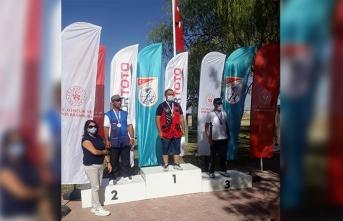 Karasulu Sporcu Türkiye'de İlk 6'da