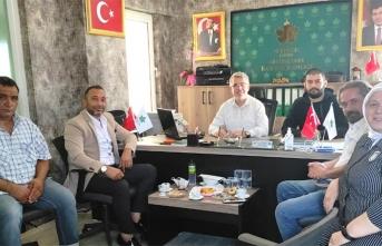 Osmanlı Ocakları'dan Gelecek Partisi'ne iadeyi ziyaret