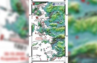 Sakarya Üniversitesi Ege Denizi'ndeki Depremi Değerlendirdi