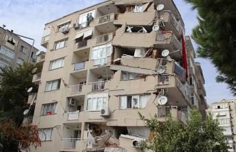 """SAÜ'den İzmir Depremine İlişkin Yapı Raporu: """"Hasarlı ve Yıkılan Binaların Tümünde Kolonlar Zayıf"""""""