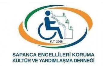 ERTUĞ:Tek gayemiz engelli vatandaşlarımız Bi nebze de olsa engelsiz bir Dünya'da yaşamalarını sağlamaktır