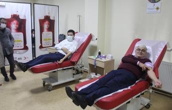 MÜSİAD'dan Kan Bağış Kampanyası