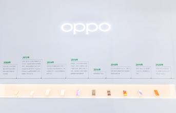 OPPO Yeni Kavramsal Tasarımını Sergiledi