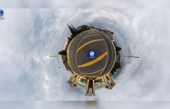 Sakarya Üniversitesinde 360 Derece Sanal Tur Başladı