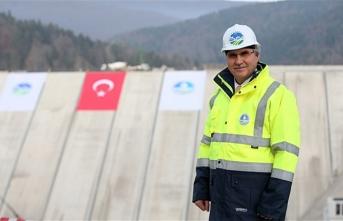 Aygüneş'ten Başkan Yüce'ye destek
