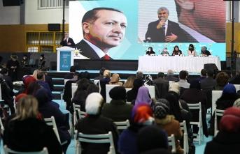 Kadınlar AK Parti davasının öncüleridir