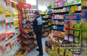 Karasu Belediyesi Zabıta Müdürlüğü Ekipleri Gıda Denetimine Devam Ediyor