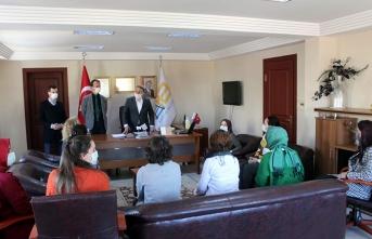 Başkan Karakullukçu'dan Kadınlar Günü Kutlaması